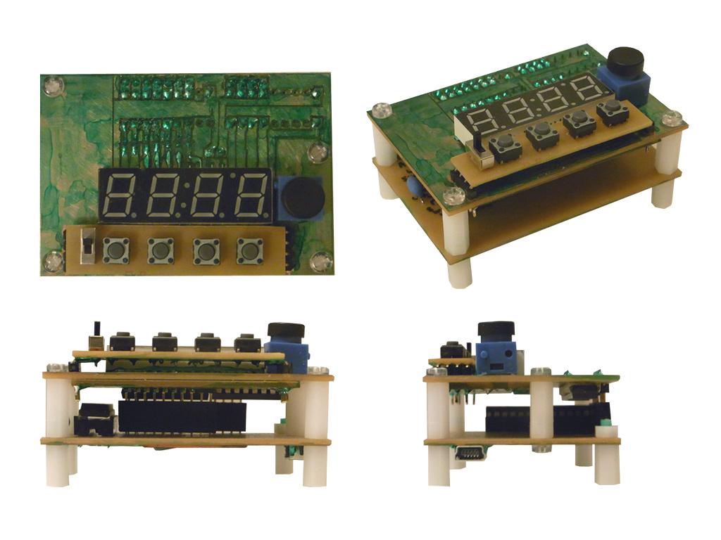 プログラマブルな自動化キーボード